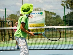 Tennis Family Fun Day